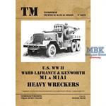 Ward LaFrance / Kenworth M1 M1A1 Heavy Wreckers