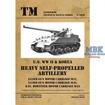 Heavy Self-Propelled Artillery M12, M40, M43