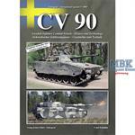 Schützenpanzer CV 90 - Geschichte, Varianten, Tech