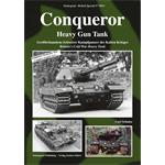 Conqueror Heavy Gun Tank GB´s großer Kampfpanzer