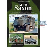 AT105 SAXON Radtransportpanzer Britischen Armee