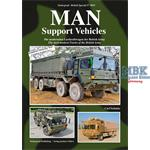 MAN Support Vehicles moderne LKW British Army