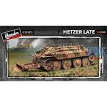 Bergepanzer 38 Hetzer late   1/35