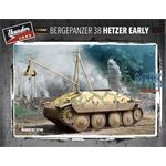 Bergepanzer 38 Hetzer EARLY   1/35