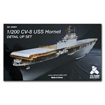 CV-8 USS Hornet Detail set 1:200