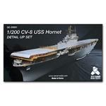 CV-8 USS Hornet Detail set 1:200