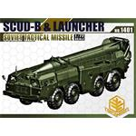 Scud-B & Launcher, Soviet Tactical Missile