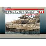 Canadian Leopard 2A6M CAN in Afghanistan
