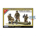 WW2 British Paratroopers w/ Welbikes