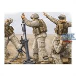 Modern U.S.Marine M252 Team