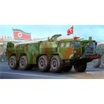 DPRK Hwasong-5 short-range tactical ballistic miss
