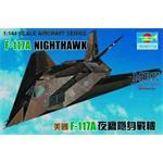 F-117A NightHAWK 1:144