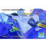 YF-22 Lightning II 1:144