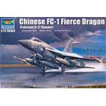 Chinese FC-1 Fierce Dragon