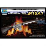 AR15/M16/M4 FAMILY- M16A1 (1:3)