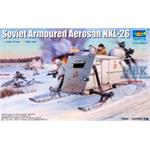 Soviet NKL-26 Armoured Aerosan