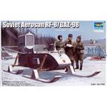 Soviet Aerosan RF-8