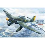 Junkers Ju 87A Dive Bomber in 1:24