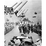 WW2 US/Japanese Surrender Ceremony 1:200