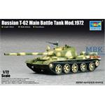 T-62 Main Battle Tank Mod.1972