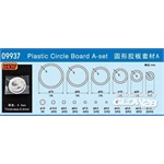 Master Tools: Plastic Circle Board A-set