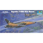 Republic F-105G Wild Weasel