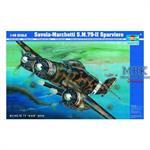 Savoia-Marchetti S.M.79-II Sparviero