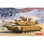 M1A2 SEP Abrams TUSK I/TUSK II