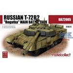 Russian T-72B2