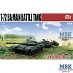 T-72BA  main battle tank