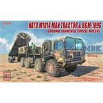 Nato M1014 MAN Tractor & BGM-109G