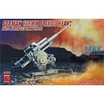 128mm Flak40 heavy Anti-Aircraft Gun Type 2
