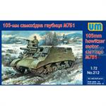 105mm GMC M7B1