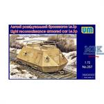 Light reconnaissance armoured car Le.Sp