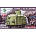 Armored Car Carrier DTr
