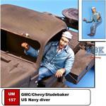 GMC / Chevrolet / Studebaker US Navy Driver