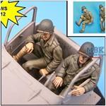 GMC / Chevrolet / Studebaker Driver & Passenger