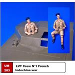 LVT Crew N°1 French Indochina War