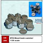 ETO Bloodbank Canister / Container M-1941