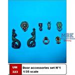 Door Accessories Set #1