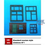 Standard Russian Style Windows #1