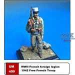 WW2 French Foreign Legion 1942 FFT