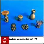 African Accessories Set #1