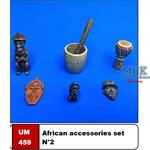 African Accessories Set #2