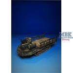 WWI Renault FP Artilery & Tank Transporter