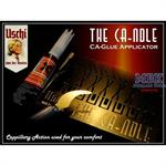 CA-NDLE glue applicator