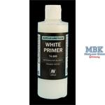 Vallejo Primer White Acrylic-PU (200ml)