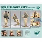 D9R Bulldozer Crew - USMC in Iraq 2004