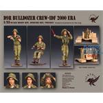 D9R Bulldozer Crew - IDF 2000 Era