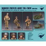 Modern French Army VBL Crew - 2000 Era